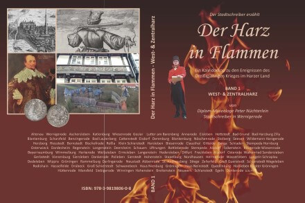 Cover Harz in Flammen Band 1